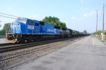 NS 6752 pulls a westbound Ethanol Train